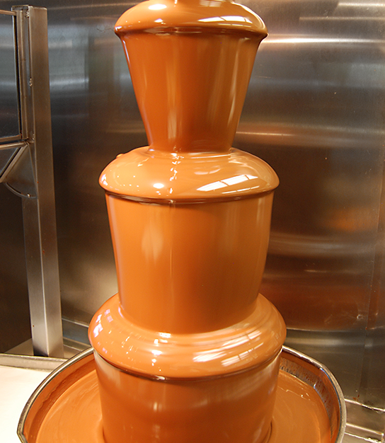 Promotions-Chocolate_Fountain_Photo